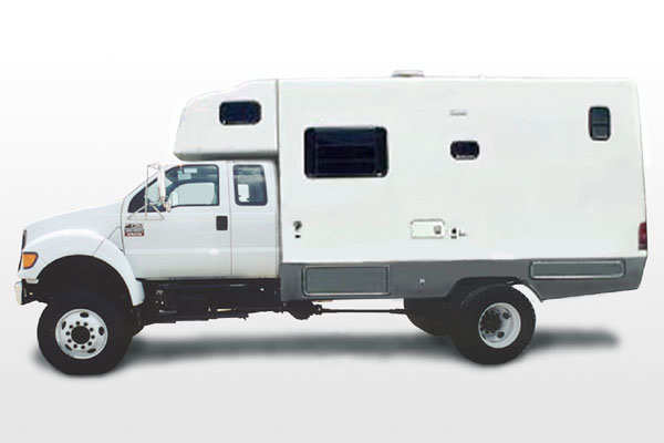 Class C Motorhome On Dodge And Ford Cutaway Pickups Which Will Continue To Be Made With Each Units Initial Production Beginning In Elkhart Indiana