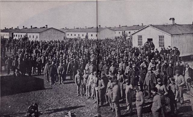 civil war prison camp essay